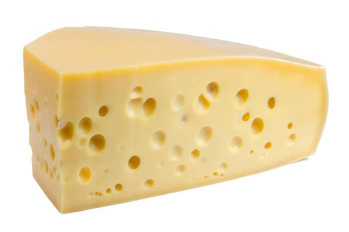 Pomurske mlekarne Sir Ementalec hleb