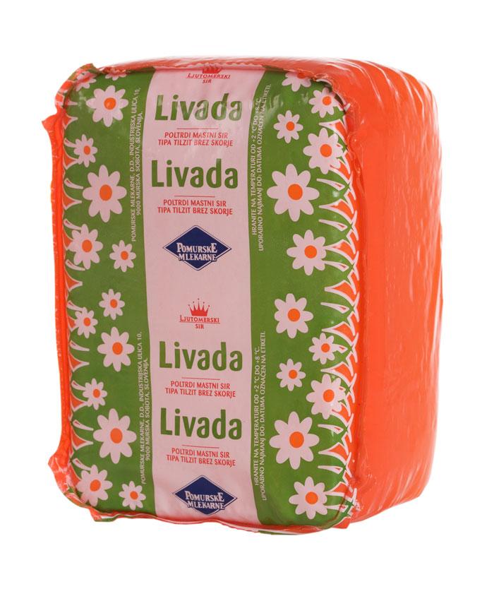 Pomurske mlekarne Sir Livada