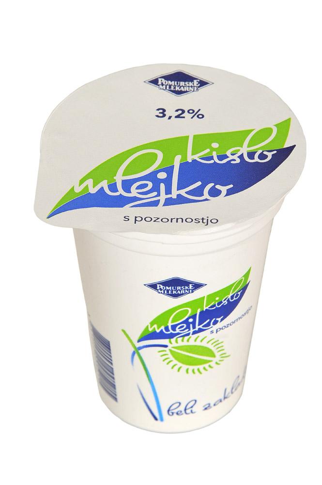 Pomurske mlekarne Kislo mleko