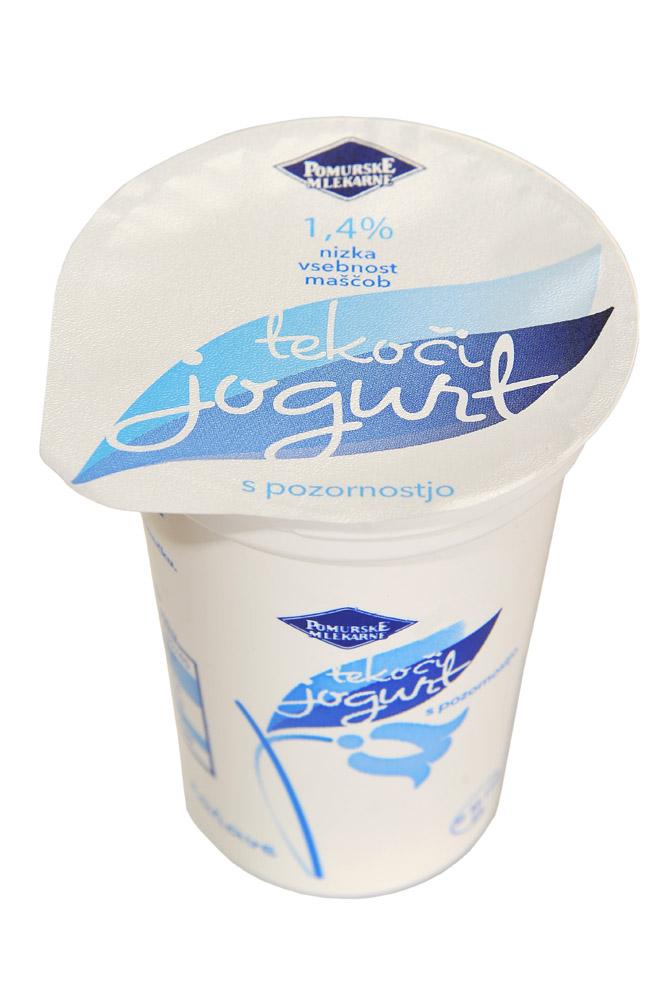 Pomurske mlekarne Tekoči jogurt