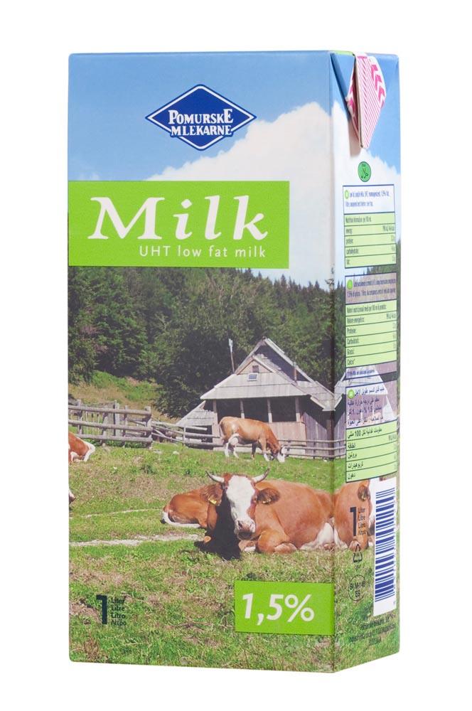 Milk 1,5% fat