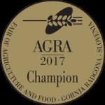 Fair AGRA 2017 Champion