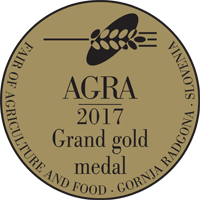 Fair AGRA 2017 Grand Gold