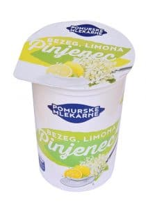 Pinjenec z okusom bezga in limone 220g