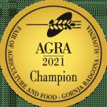 Fair AGRA 2021 Champion