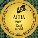 Fair AGRA 2021 Gold medal
