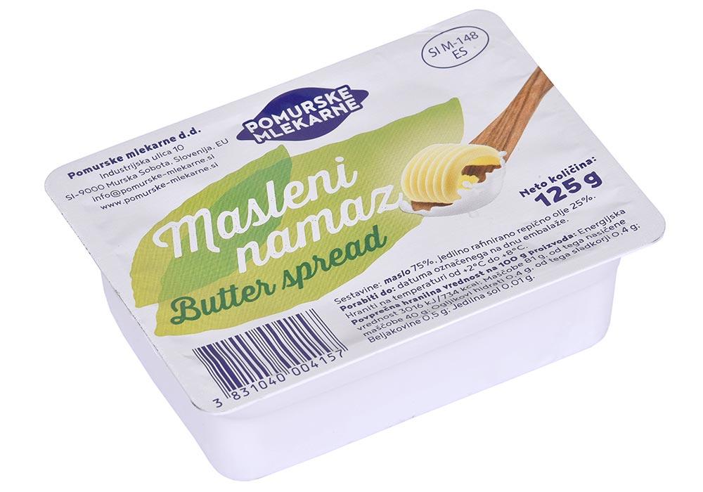 Masleni namaz v 125g pakiranju