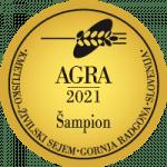 Šampion kakovosti na sejmu AGRA 2021