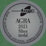 Fair AGRA 2021 Silver medal