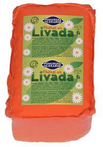 Poltrdi sir Livada v 1400 g pakiranju