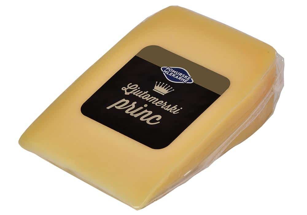 Trdi sir za ribanje Ljutomerski princ 330g